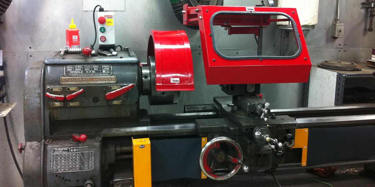 Groupe Renfort | Machine Safety | Lathes